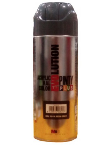 SPRAY VERDE MUSGO 400 ml.RAL-6005