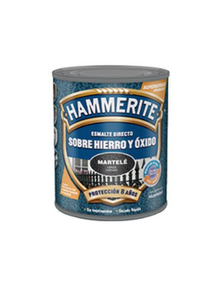 HAMMERITE MARTELÉ VERDE OSCURO