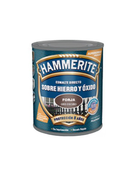 HAMMERITE FORJA GRIS OSCURO