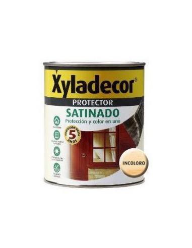 XYLADECOR PROTECTOR SATINADO INCOLORO