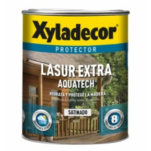 LASUR SATINADO AQUATECH XYLADECOR