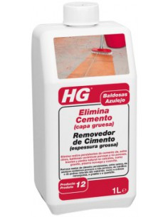 ELIMINA CEMENTO CAPA GRUESA HG