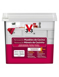 ESMALTE PARA RENOVACIÓN DE COCINAS V33