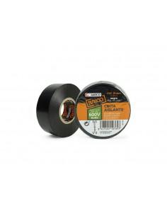 CINTA AISLANTE PVC NEGRO 19mmx10m