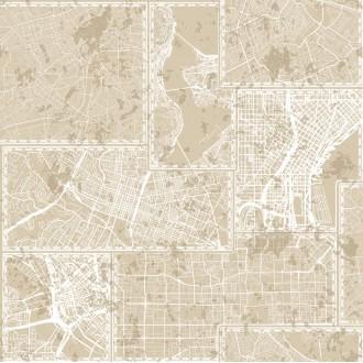 Papel Pintado Urban Art 166511