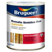 BRUGUER ESM.SINTETICO.DUX SATINADO MIX BASE BB 1 LTS.