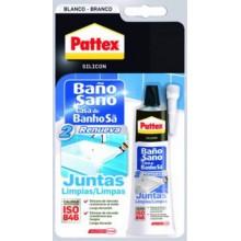 Pattex baño sano tubo